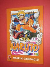 NARUTO COLOR-  N° 1-  DI:MASASHI KISHIMOTO-  MANGA PANINI- nuovo nuova serie
