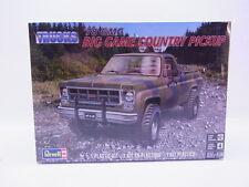 63252 Revell 85-7226 /'78 GMC Big Game Country Pickup Bausatz 1:24 NEU OVP