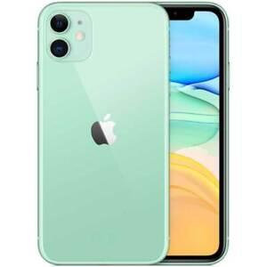 Smartphone Apple iPhone 11 128GB green verde Garanzia EU Nuovo