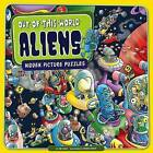 Out-Of-This-World Aliens: Hidden Picture Puzzles by Jill Kalz (Hardback, 2013)