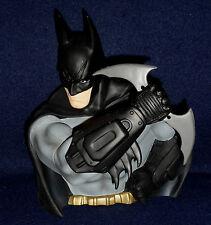 Batman: Arkham Asylum BATMAN Bust Bank PX Exclusive Monogram DC Comics
