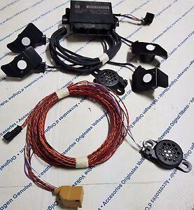 Genuine-VW-Golf-Passat-Jetta-PDC-OPS-optical-parking-system-RNS-RCD-510-310-315