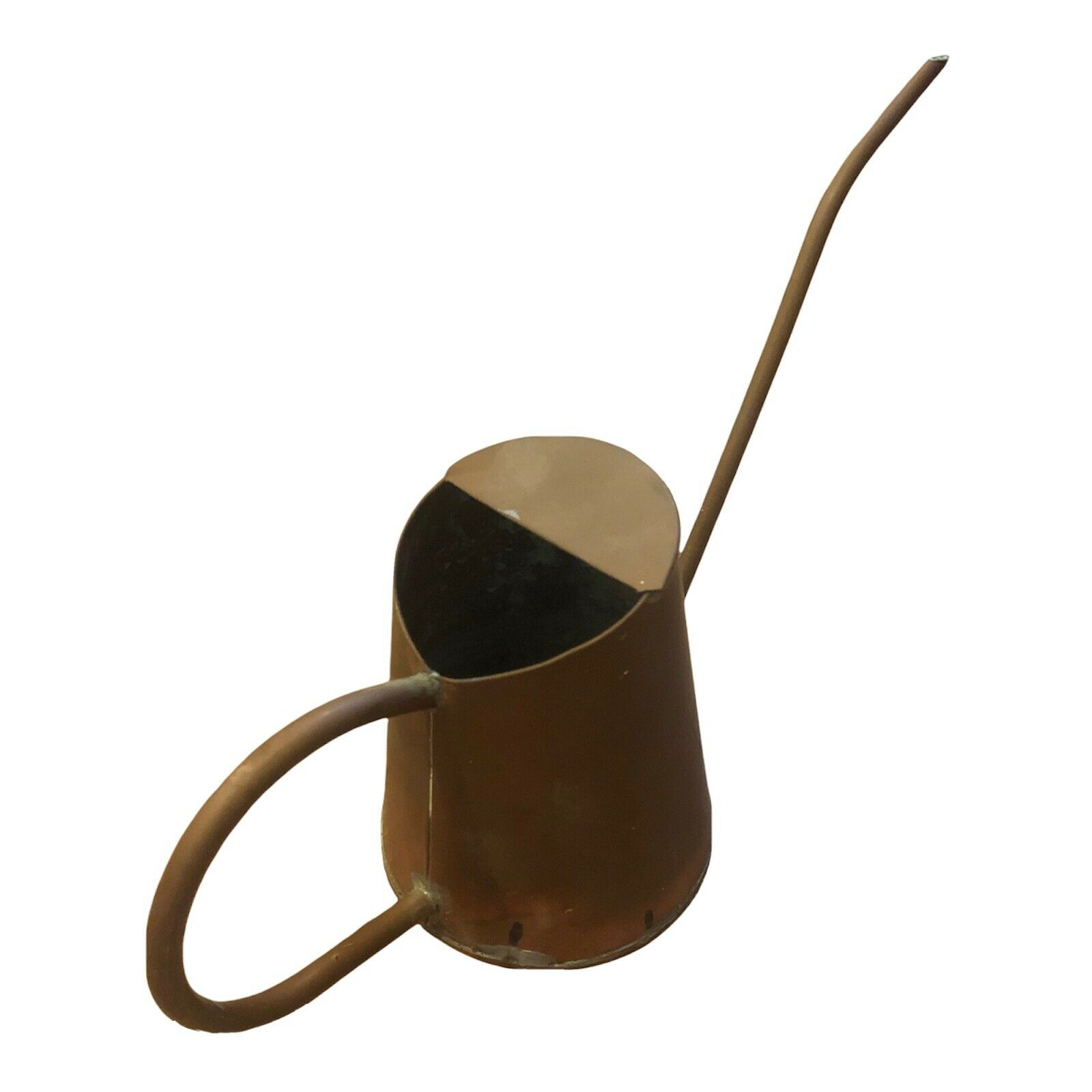 Vintage Copper Indoor Watering Can Hand Made