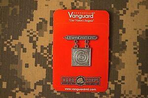 Vanguard US Marine Corps Pistol Marksman Qualification Badge Military Insignia