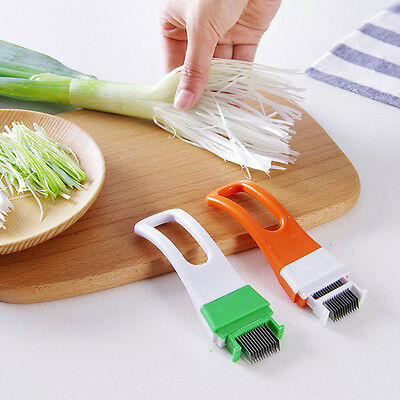 Grater Vegetable Slicer shredded cutting Onions Green Onion Cutter Kitchen Tools