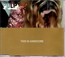 PULP - THIS IS HARDCORE - CD SINGLE - MINT