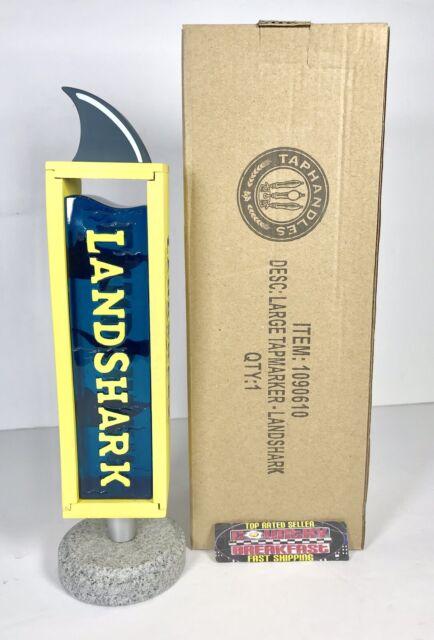 """New Landshark Lager Beer Shark Fin Beer Lager Decor Light Lamp Neon Sign 17/"""""""