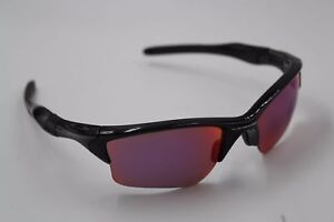 Oakley Half Jacket 2 0 Xl >> Details About New Oakley Half Jacket 2 0 Xl Black Polarized G30 Golf Lens Sunglass 9154 27
