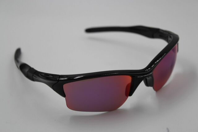 72dc1147cb NEW  Oakley HALF JACKET 2.0 Xl BLACK POLARIZED G30 Golf Lens Sunglass  9154-27