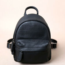29b6427b9ae2 item 2 Women s Real Leather Backpack Rucksack Small Mini Daypack Cute bag  Travel New Y1 -Women s Real Leather Backpack Rucksack Small Mini Daypack  Cute bag ...