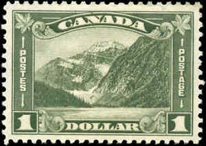 Mint-Canada-1930-Scott-177-1-00-King-George-V-Arch-Leaf-Stamp-Never-Hinged