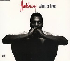 Haddaway-Maxi-CD-What-Is-Love-France-M-M