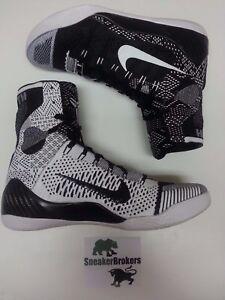 watch bf2e9 e83ad Image is loading Nike-Kobe-9-IX-Elite-BHM-size-9-