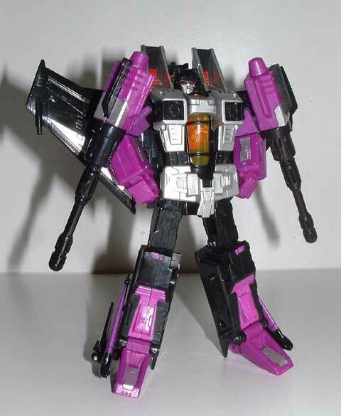 Transformers Classiques Skywarp Complet de Luxe Univers  Rid  magasin vente sortie