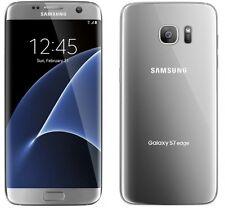 "Samsung Galaxy S7 Edge Duos  32GB 4GB 5.5"" 12MP 4G LTE Silver"