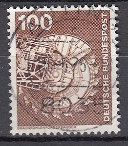 BRD-1975-Mi-Nr-854-TOP-Vollstempel-Rundstempel-gestempelt-LUXUS-19286