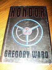 Kondor by Gregory Ward (1997,Hardcover)