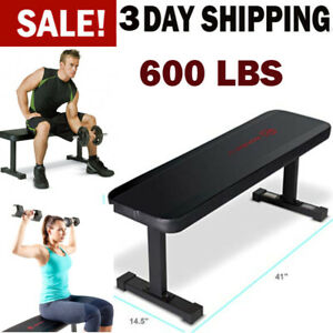 weight bench utility 600 lbs capacity for home workout