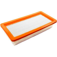 Hot 1 Pack Fits Karcher Wet and Dry Corrugated Vacuum Cleaner Filter