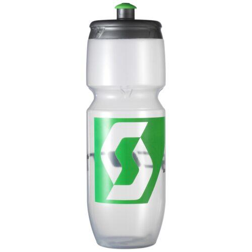 Scott Corporate G3 Fahrrad Trinkflasche klar//grün 0.70 Liter