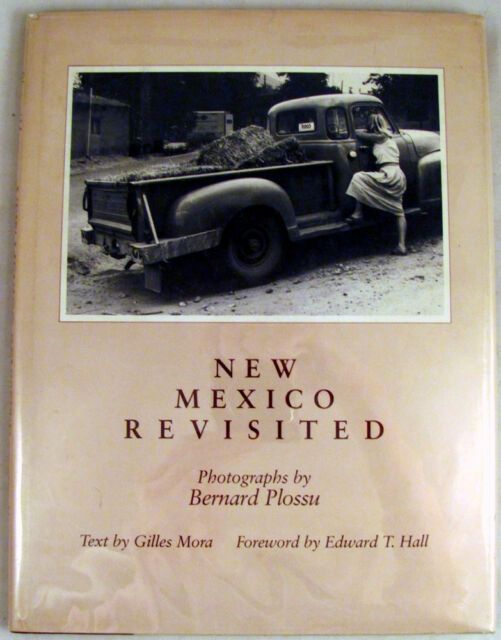 New Mexico Revisited 1983 1st Ed. SIGNED HC Book