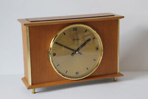 Tischuhr-Uhr-Hermle-Lic-Ato-Drehschwingerwerk