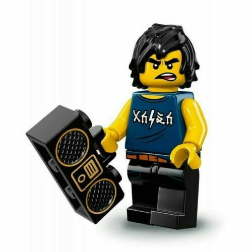 LEGO Minifigures Serie Ninjago Movies Personaggi n° 8 Cole NAG8