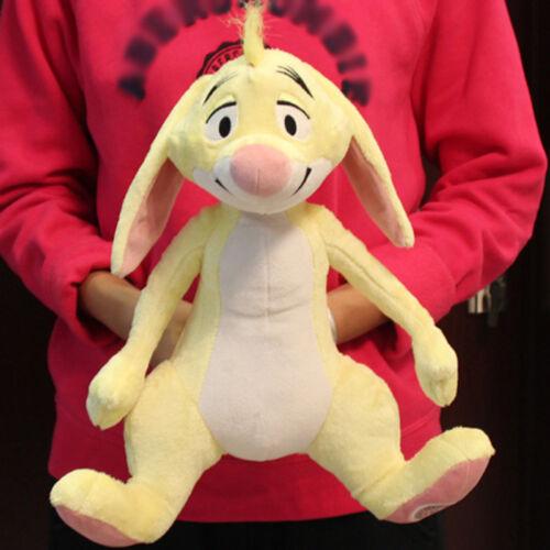 """Official Store Winnie The Pooh Rabbit Plush Toy 12/"""" Bunny Doll Baby Kids Gift"""
