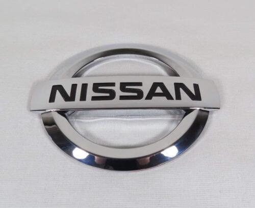 NISSAN 350Z 370Z EMBLEM 04-18 REAR TRUNK//BUMPER CHROME BADGE sign symbol logo