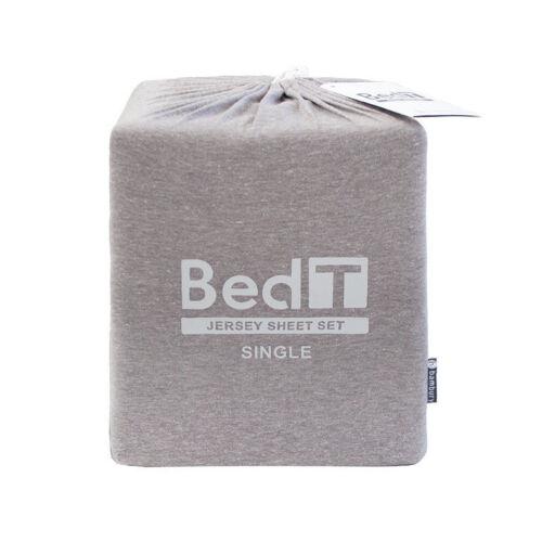 Bambury BedT Cotton Blend Jersey T-Shirt Sheet Set King|Queen|Double|King Single