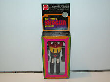 "SHOGUN WARRIORS COLLECTOR'S SERIES 3"" POSEIDON MIB NRFB CASEFRESH 1970s MATTEL"
