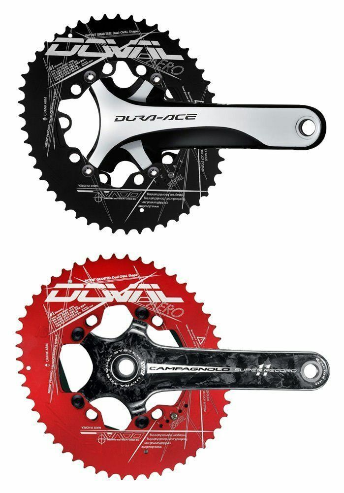 4G doval(11.716%) BCD110/130 chainring for 45arm (Buy 3+ Shipping discount)