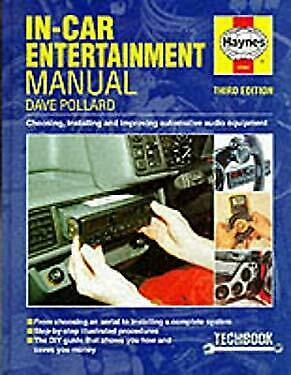 In-Car Entertainment Manual by Pollard, Dave-ExLibrary