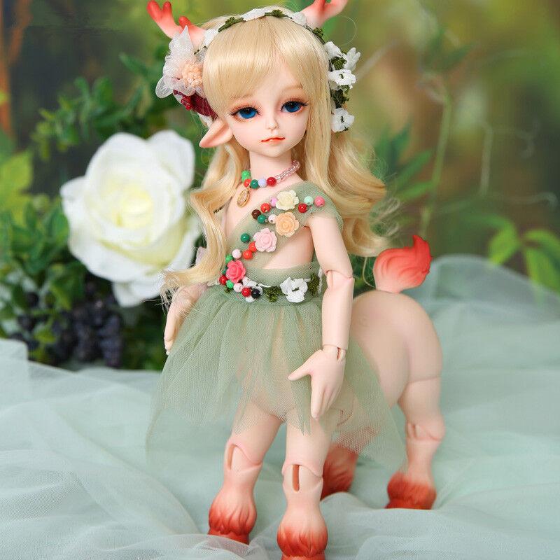 1 6 BJD Doll SD Girl soom Andes&Tona -Free Face Make Up+Eyes-Fantasy Version