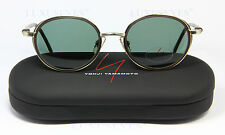 YOHJI YAMAMOTO Vintage Sonnenbrille Sunglasses Occhiali 52-6201 1 Steampunk Bril