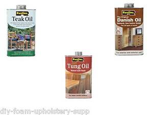 Details about Rustins Danish Oil Teak Oil Tung Oil FOOD SAFE chopping  boards worktops bowls