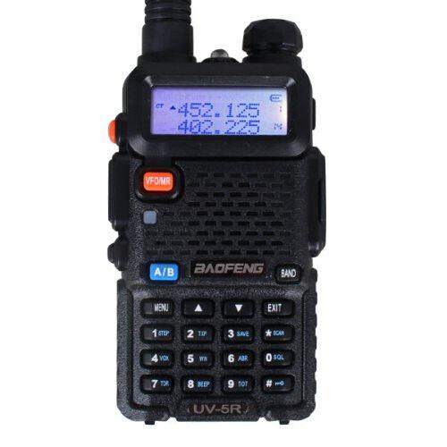USA Stock BaoFeng UV-5R Two Way Ham Radio 128CH Dual Band FM Walkie Talkie UV5R