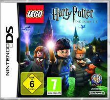 Nintendo DS 3DS LEGO HARRY POTTER JAHRE 1 - 4 * DEUTSCH Sehr guter Zustand