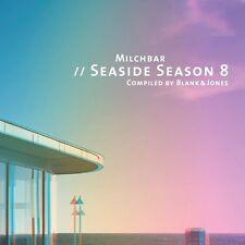 BLANK & JONES - MILCHBAR SEASIDE SEASON 8 (DELUXE HARDCOVER PACKAG  CD NEU