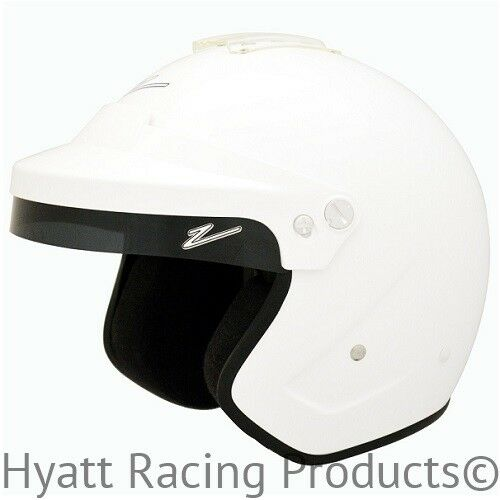 Zamp RZ-58 Auto Racing Helmet Snell SA2015 All Sizes /& Colors