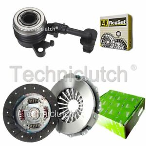 ECOCLUTCH 2 PART CLUTCH KIT FOR RENAULT SCENIC MPV 1.5 DCI