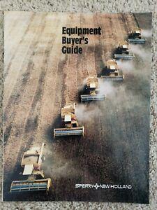 Sperry - New Holland Farm Equipment Buyer's Guide - 1983 - Vol. 28 No. 7      B
