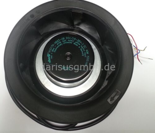 1 PC entrada: 16-28 VDC r1g175-ab63-09 papa//EBM ventiladores 24vdc 40w New
