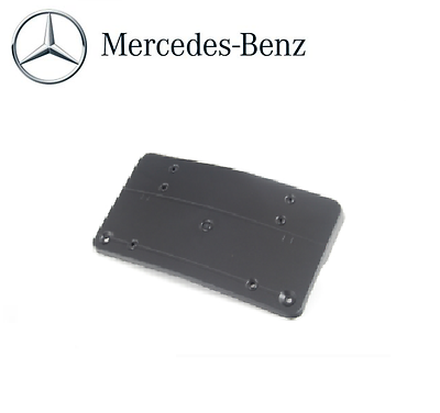 GENUINE Mercedes W219 CLS500 CLS550 License Plate Base Front 2198850181 NEW