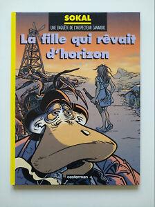 EO-1999-tres-bel-etat-Canardo-10-la-fille-qui-revait-d-039-horizon-Sokal