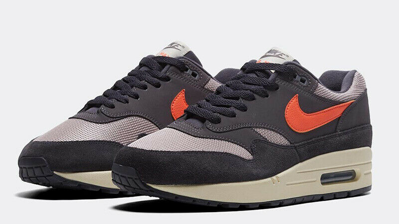 New in box Nike Air Max 1 Wild Mango AH8145-004 Size 8 Running Training shoes