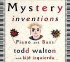 Mystery Inventions: Piano and Bass [Digipak] by Kije Izquierda/Todd Walton (CD, 2012, CD Baby (distributor))