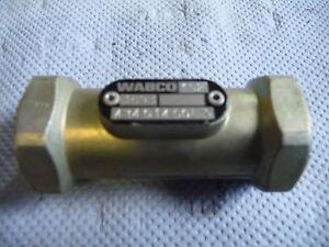 Wabco 434 014 100 0 Rückschlagventil