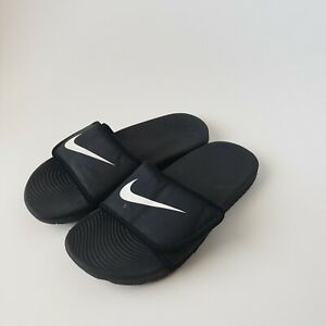 nike adjustable flip flops