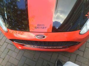 Ford-Fiesta-Focus-Ecoboost-034-EcoBeast-034-Car-Bumper-Vinyl-Sticker-x-2-Graphic-3-P-amp-P